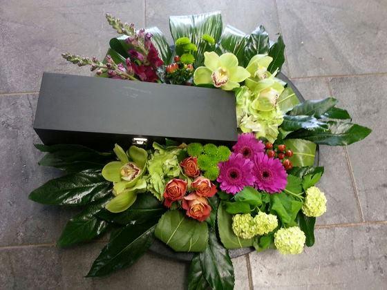 Flowers & Wine - €50,00