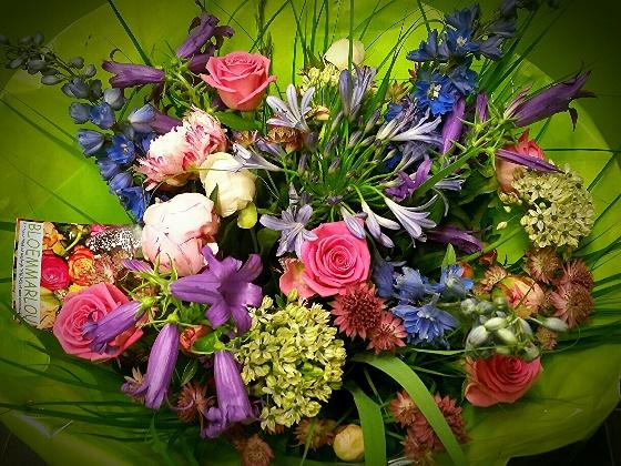 Field flowers - €30,00