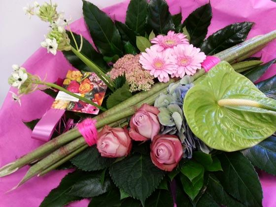 Pretty Flowers - €25,00