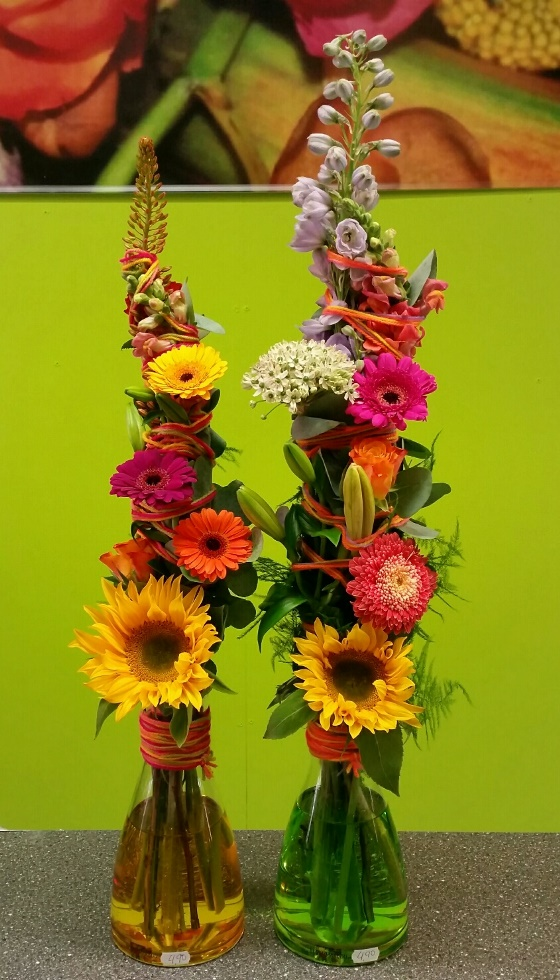 Flowerstaff I - €16,90